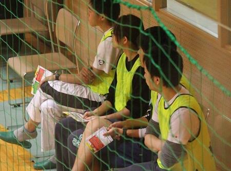 イタリア・フットサルチャレンジ2014の活動報告4