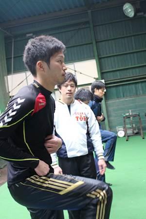 JARTAトレーナー活動|プロ野球選手の自主トレ 西田直斗8