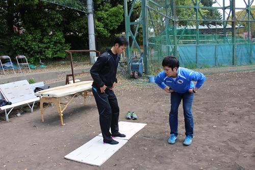 京都大学野球部でのトレーニング指導|JARTA活動報告6