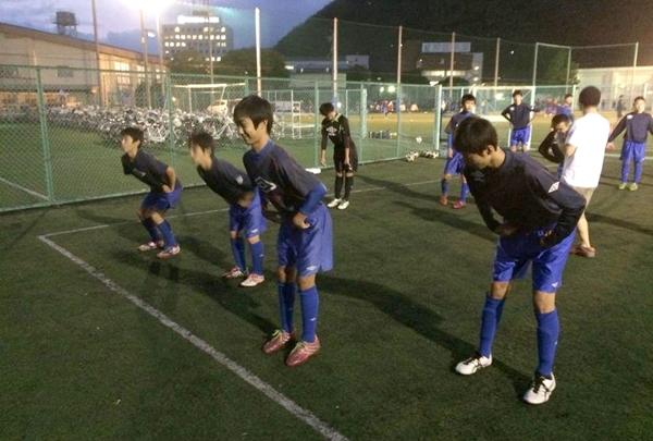 スピードアップ介入報告中学サッカー編2