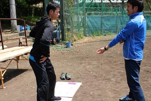 京都大学野球部でのトレーニング指導|JARTA活動報告4