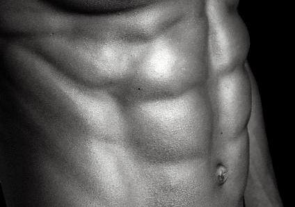 スポーツ動作に反映する腹筋トレーニングのポイント1