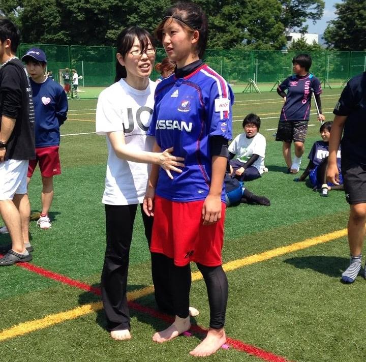 京都大学女子ラクロス部のトレーニングレポート3
