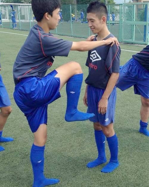 常葉橘中学サッカー部の初回サポート報告5