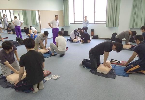 JARTA認定スポーツトレーナー義務研修のご報告4
