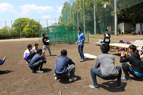 京都大学野球部でのトレーニング指導|JARTA活動報告8