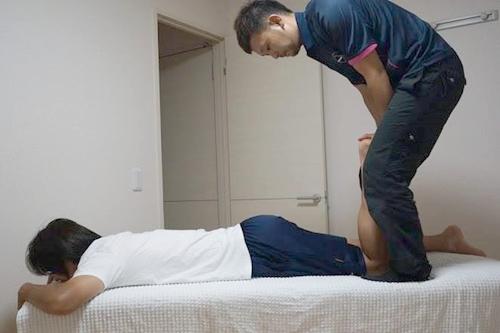 永井雄一郎選手のトレーニングとコンディション2