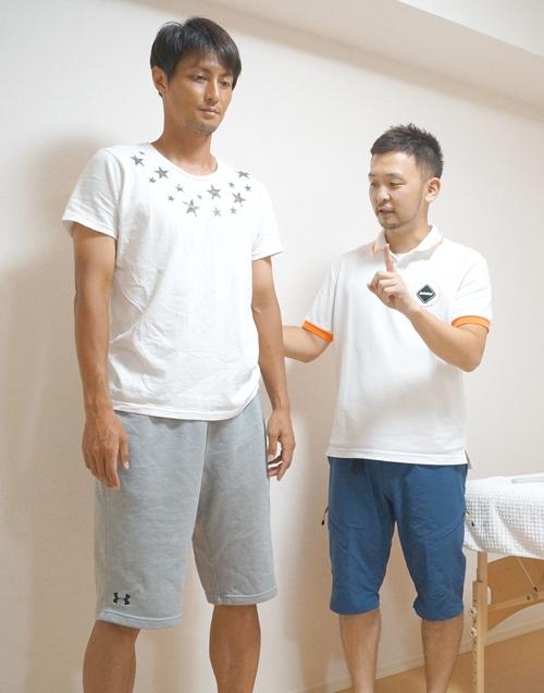 アルテリーヴォ和歌山・永井雄一郎選手サポート報告 『セルフケアの重要性』3