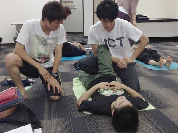 筋肉ゆるめる呼吸2