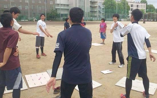 京都大学野球部トレーニングサポート3