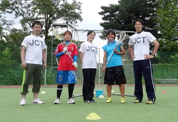 京都大学女子ラクロス部のトレーニングレポート
