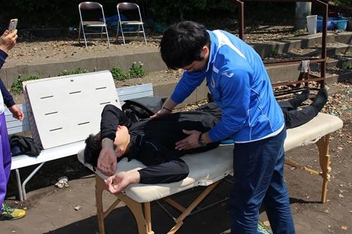 京都大学野球部でのトレーニング指導|JARTA活動報告1
