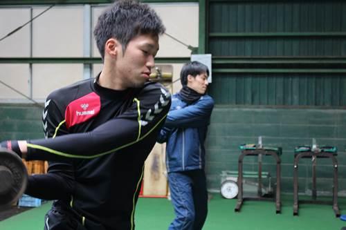 JARTAトレーナー活動|プロ野球選手の自主トレ 西田直斗12