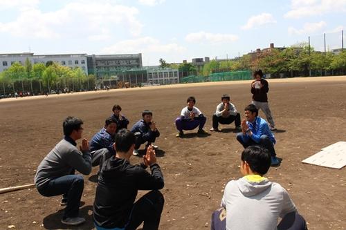 京都大学野球部でのトレーニング指導|JARTA活動報告5