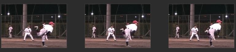 投球動作12