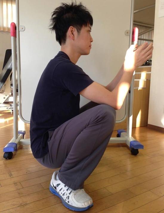 下肢スポーツ障害の評価2