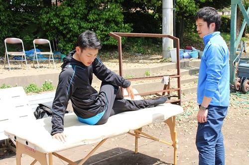 京都大学野球部でのトレーニング指導|JARTA活動報告3